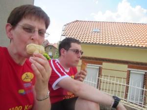 afkoelen met een ijsje